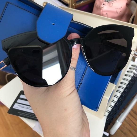cfeb8f9e8111 gentle monster Accessories - Gentle monster sunglasses black peter flatba
